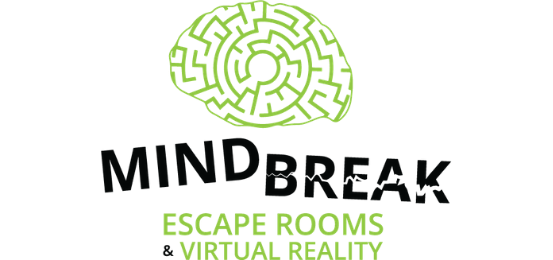 Mindbreak Escape Rooms And Virtual Realt Logo